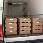 Transport jednodnevnih tovnih pilića